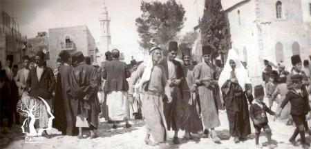 Betlehem market 1931